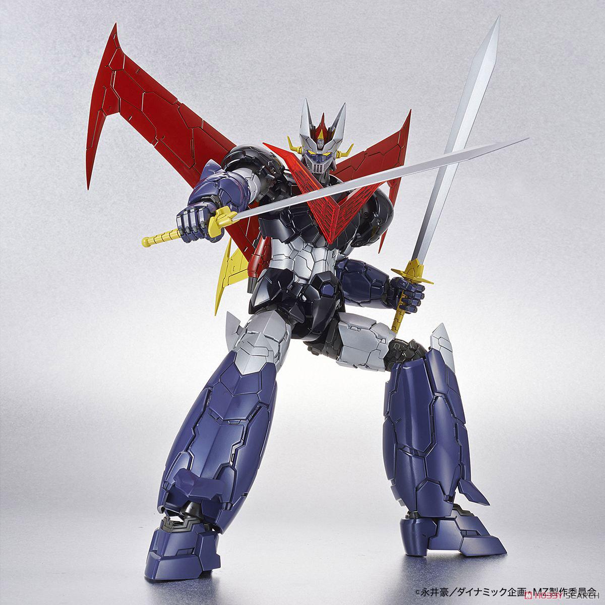 【再販】HG 1/144『グレートマジンガー(マジンガーZ INFINITY Ver.)』プラモデル-008