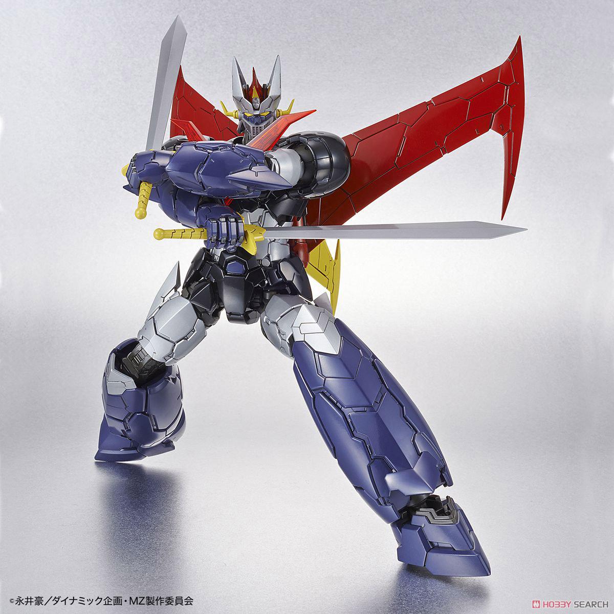 【再販】HG 1/144『グレートマジンガー(マジンガーZ INFINITY Ver.)』プラモデル-009