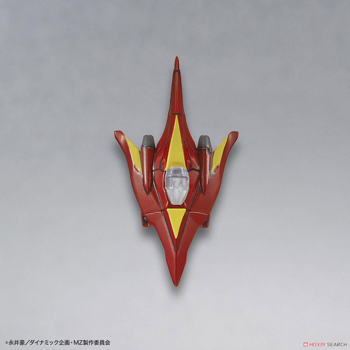 【再販】HG 1/144『グレートマジンガー(マジンガーZ INFINITY Ver.)』プラモデル-011