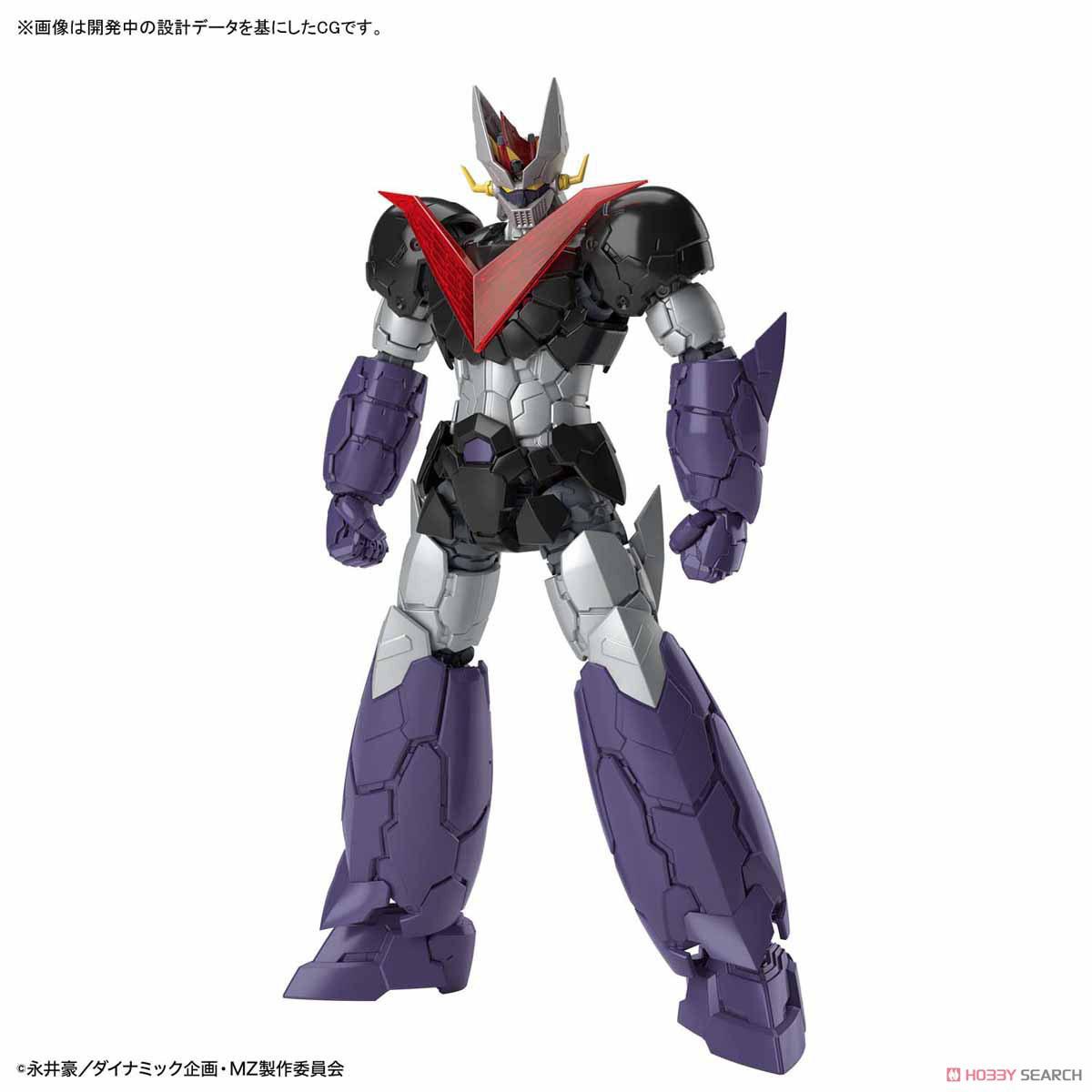 【再販】HG 1/144『グレートマジンガー(マジンガーZ INFINITY Ver.)』プラモデル-014