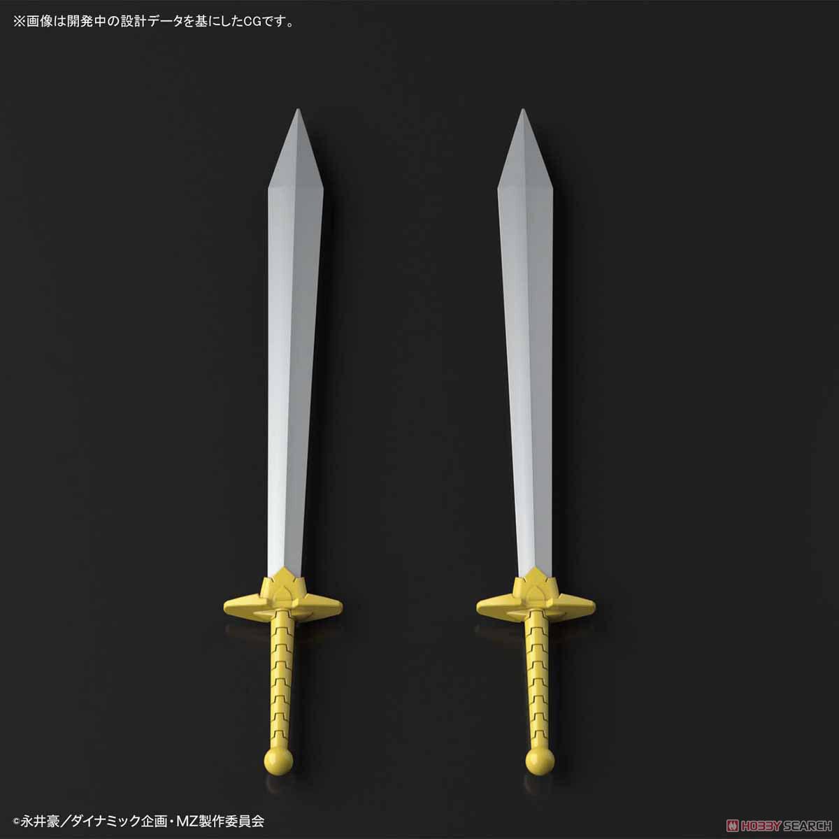 【再販】HG 1/144『グレートマジンガー(マジンガーZ INFINITY Ver.)』プラモデル-016