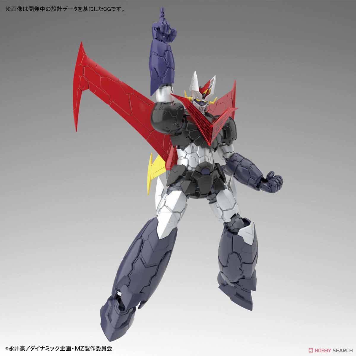 【再販】HG 1/144『グレートマジンガー(マジンガーZ INFINITY Ver.)』プラモデル-017