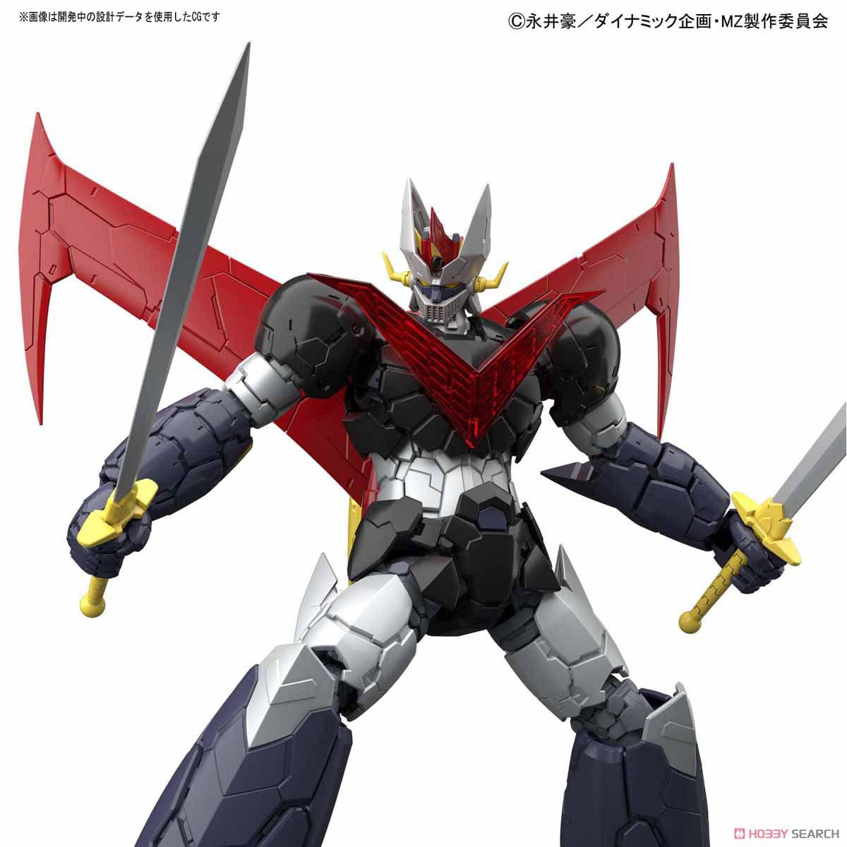 【再販】HG 1/144『グレートマジンガー(マジンガーZ INFINITY Ver.)』プラモデル-019