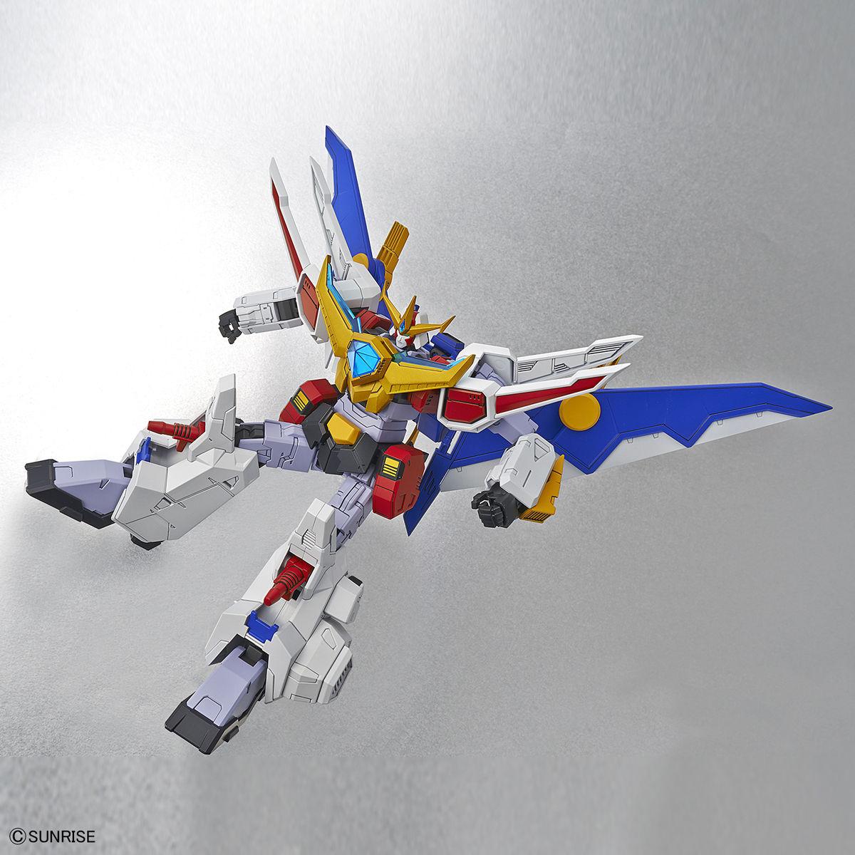 HG 1/300『ゴウザウラー|熱血最強ゴウザウラー』プラモデル-009