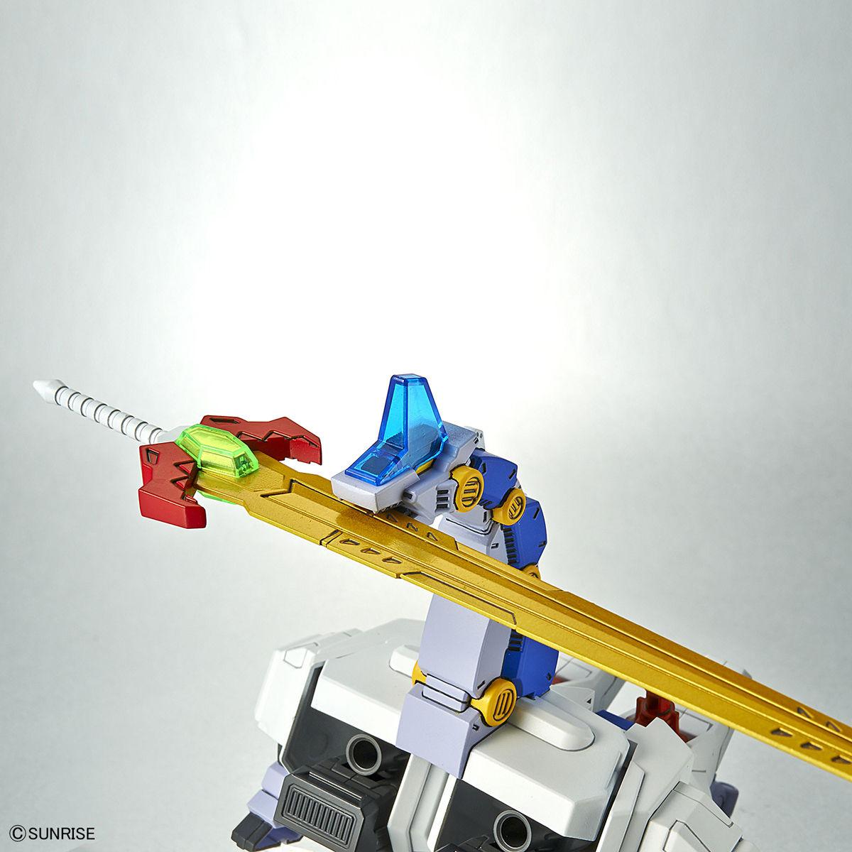 HG 1/300『ゴウザウラー|熱血最強ゴウザウラー』プラモデル-010