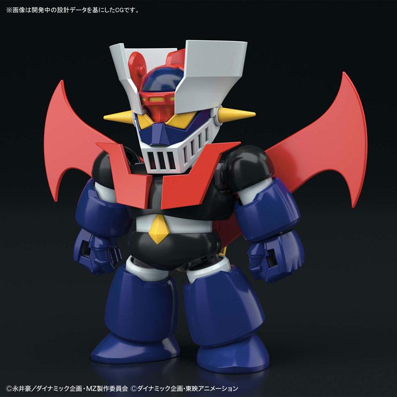 SDクロスシルエット『マジンガーZ』プラモデル-002
