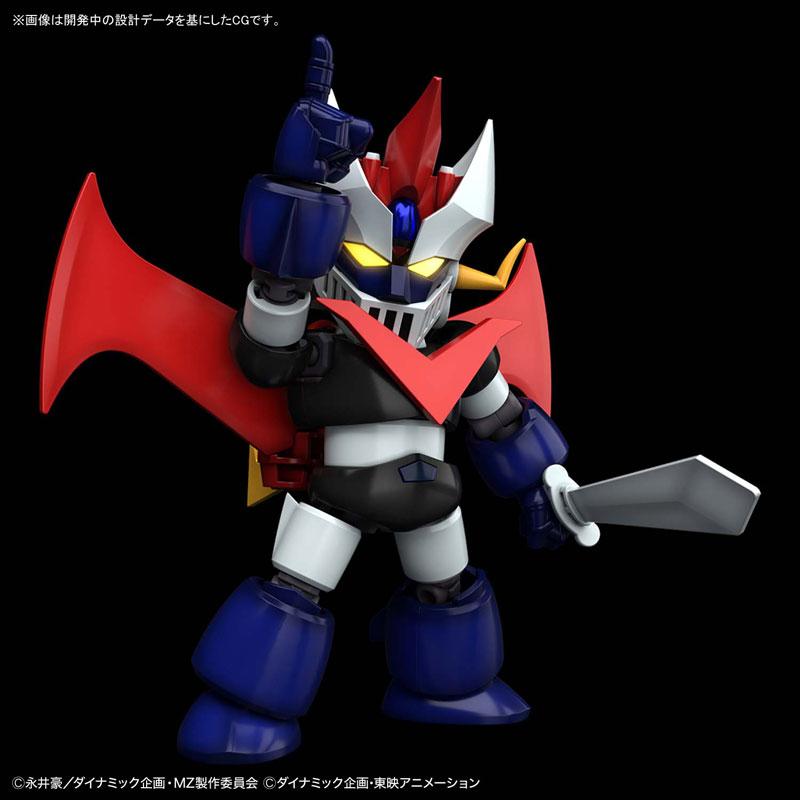 SDクロスシルエット『グレートマジンガー』プラモデル-001