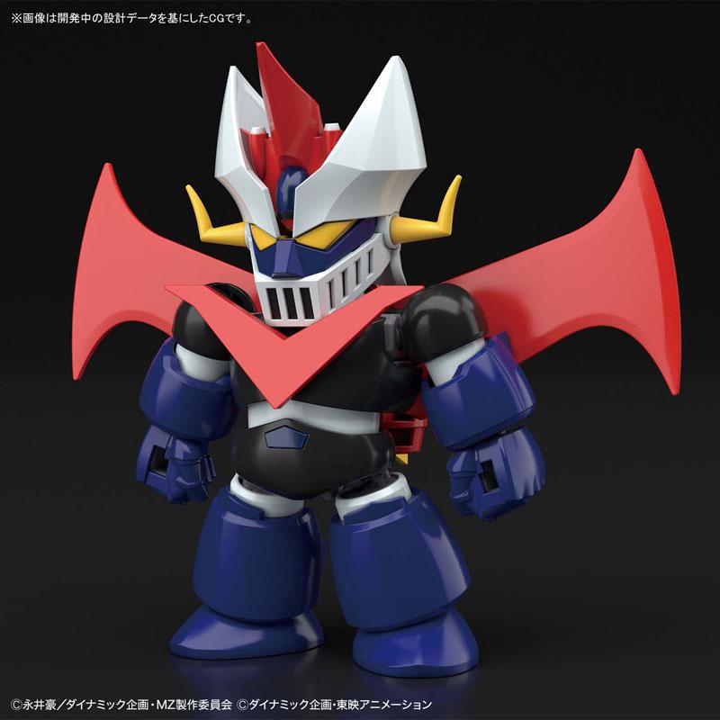 SDクロスシルエット『グレートマジンガー』プラモデル-002