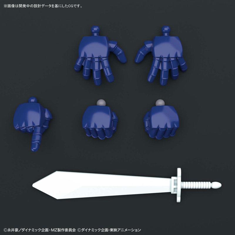 SDクロスシルエット『グレートマジンガー』プラモデル-003