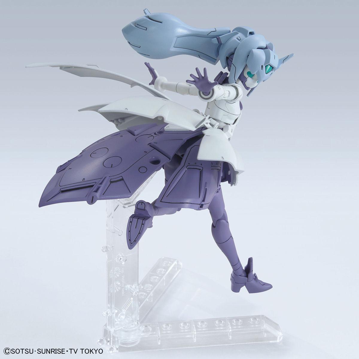 HGBD『モビルドールサラ』ガンダムビルドダイバーズ プラモデル-006
