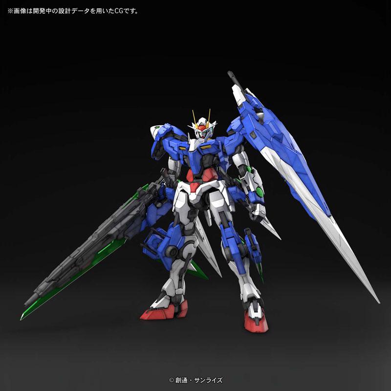 PG 1/60『ダブルオーガンダム セブンソード/G』機動戦士ガンダム00V戦記 プラモデル-001