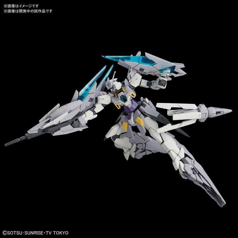 HGBD『ガンダムAGEIIマグナム SVver.』ガンダムビルドダイバーズ 1/144 プラモデル-001