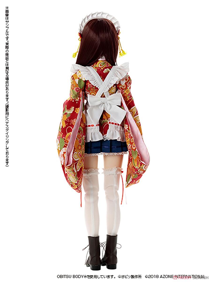 Iris Collect(アイリス コレクト)『スミレ ~WABI-SABI*Maid gir~』1/3 完成品ドール-002