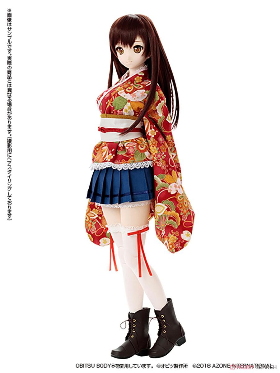 Iris Collect(アイリス コレクト)『スミレ ~WABI-SABI*Maid gir~』1/3 完成品ドール-003