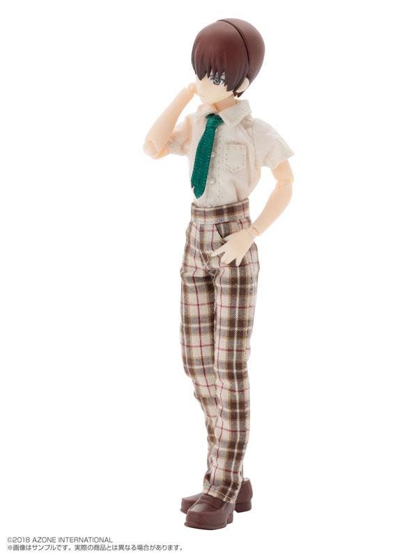 ピコ男子『石川ハジメ(Brown ver.)』1/12 完成品ドール-005
