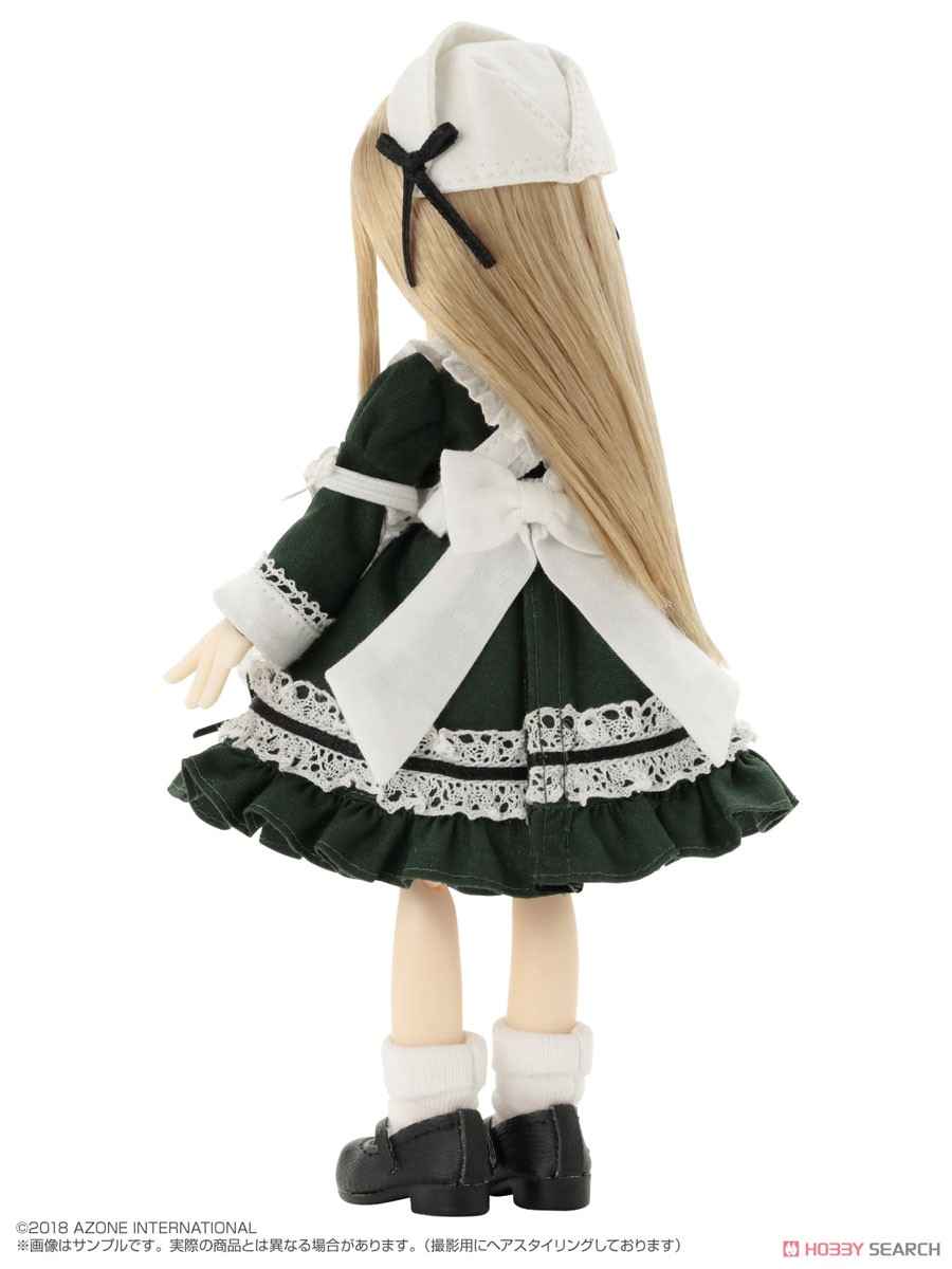 Lil'Fairy ~ちいさなお手伝いさん~『ルミュ』完成品ドール-006