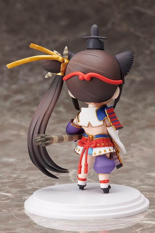 きゃらふぉるむ びよんど Fate/Grand Order 牛若丸 完成品フィギュア-002