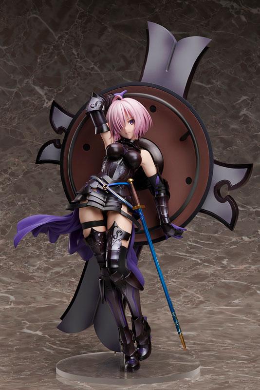 Fate/Grand Order シールダー/マシュ・キリエライト 通常版 1/7 完成品フィギュア-001