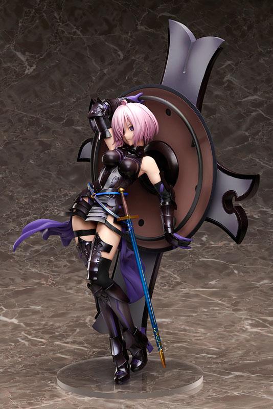 Fate/Grand Order シールダー/マシュ・キリエライト 通常版 1/7 完成品フィギュア-002