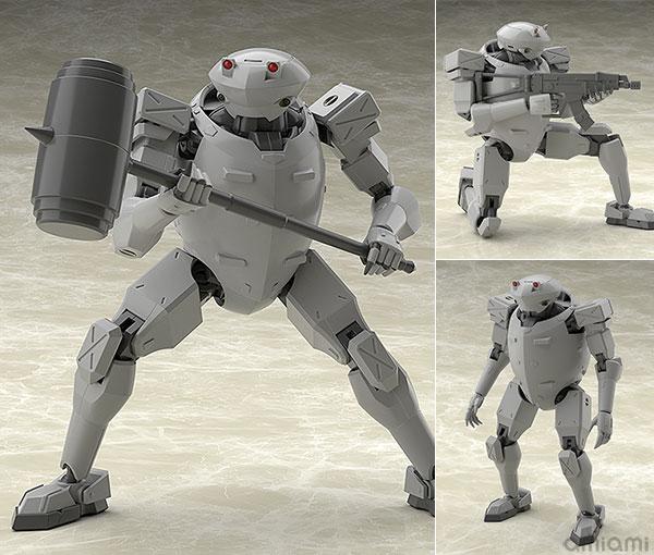 MODEROID『Rk-92 サベージ(GRAY)』フルメタル・パニック! Invisible Victory プラモデル