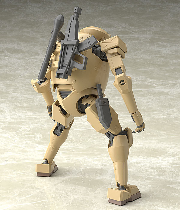 MODEROID『Rk-92 サベージ(SAND)』フルメタル・パニック! Invisible Victory プラモデル-002