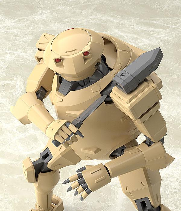 MODEROID『Rk-92 サベージ(SAND)』フルメタル・パニック! Invisible Victory プラモデル-003
