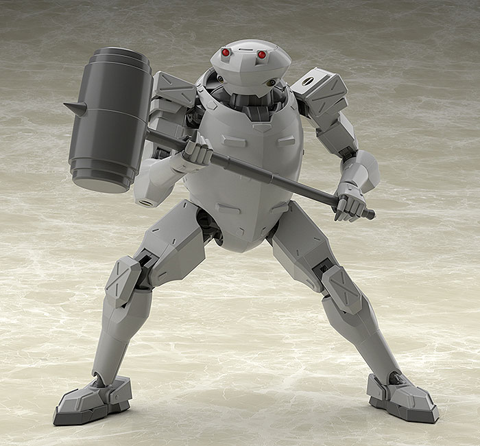 MODEROID『Rk-92 サベージ(SAND)』フルメタル・パニック! Invisible Victory プラモデル-005