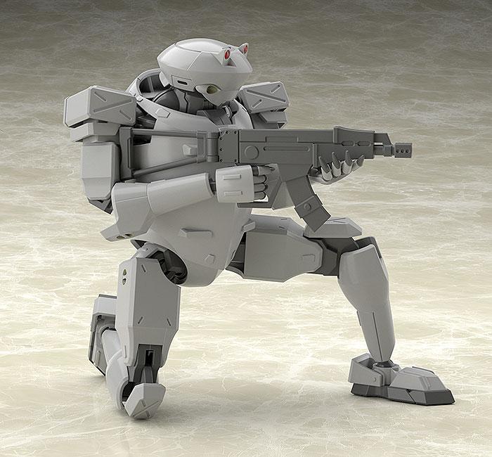 MODEROID『Rk-92 サベージ(SAND)』フルメタル・パニック! Invisible Victory プラモデル-006