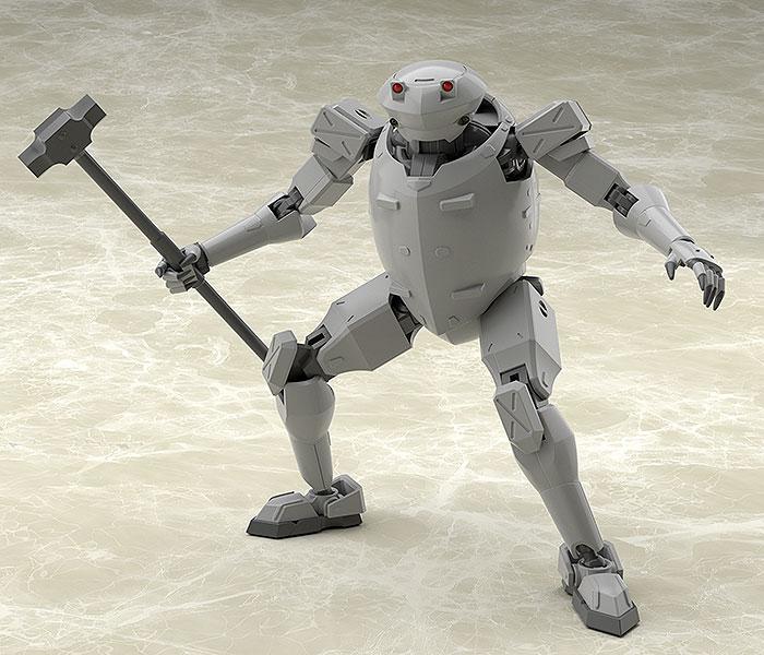 MODEROID『Rk-92 サベージ(SAND)』フルメタル・パニック! Invisible Victory プラモデル-007