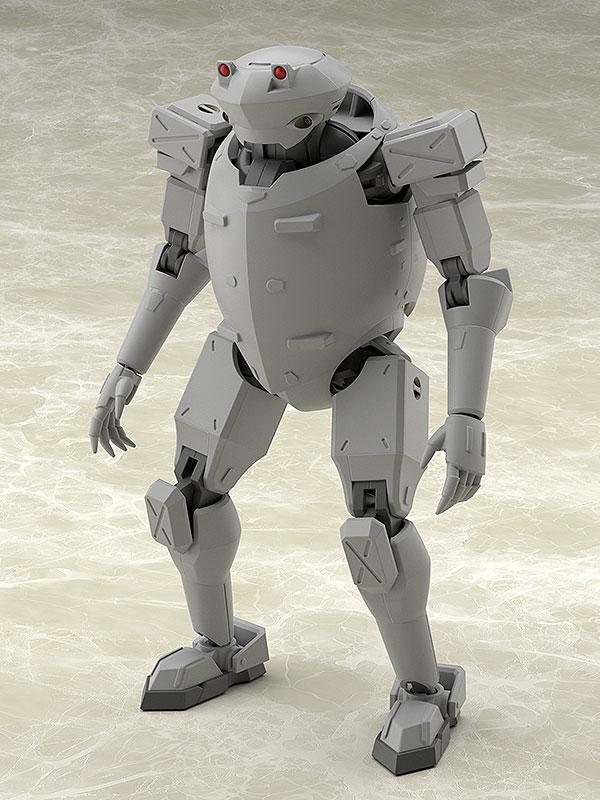 MODEROID『Rk-92 サベージ(SAND)』フルメタル・パニック! Invisible Victory プラモデル-008