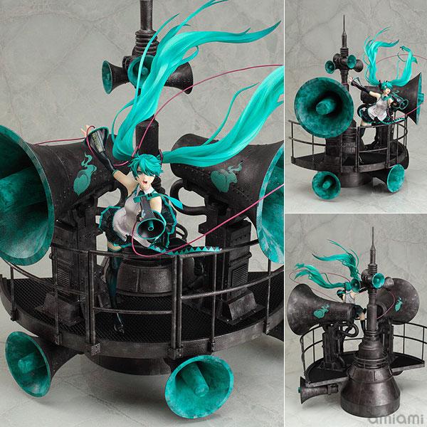 キャラクターボーカルシリーズ01 初音ミク 恋は戦争ver. DX 1/8 完成品フィギュア