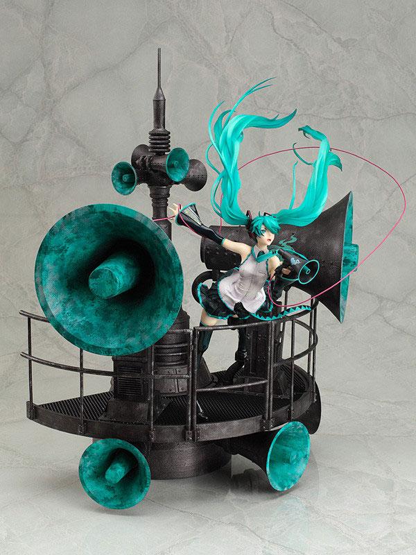 キャラクターボーカルシリーズ01 初音ミク 恋は戦争ver. DX 1/8 完成品フィギュア-003