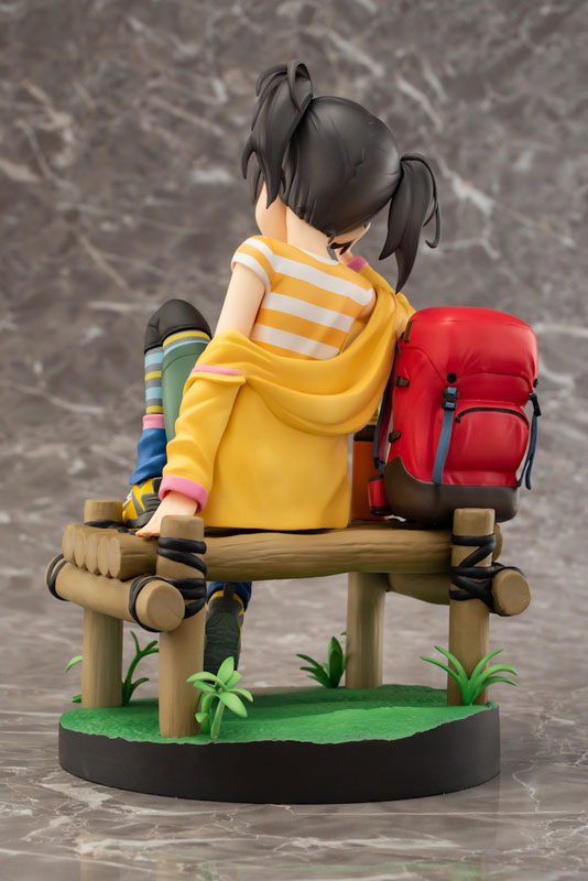 ヤマノススメ サードシーズン『ひなた』1/7 完成品フィギュア-002