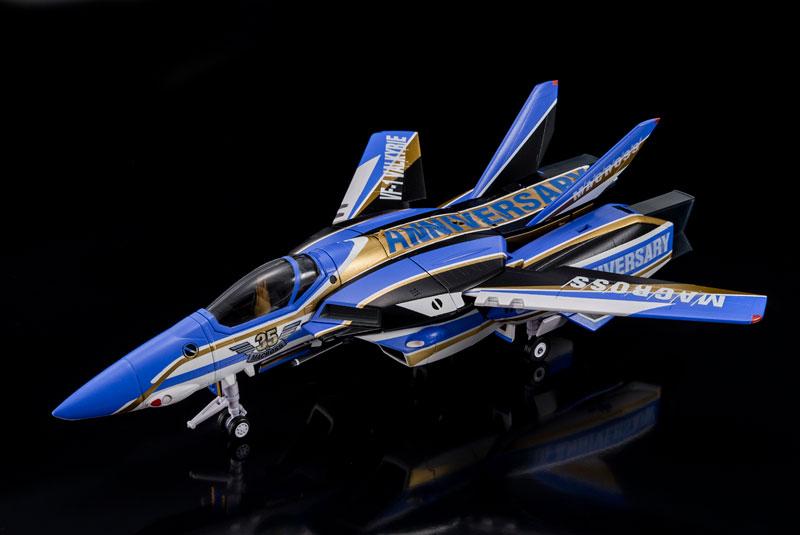 超時空要塞マクロス『VF-1J マクロス35周年記念塗装機』1/60 可変可動フィギュア-003