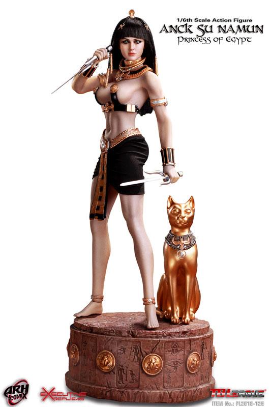プリンセス・オブ・エジプト『アナクスナムン』1/6 可動フィギュア-001