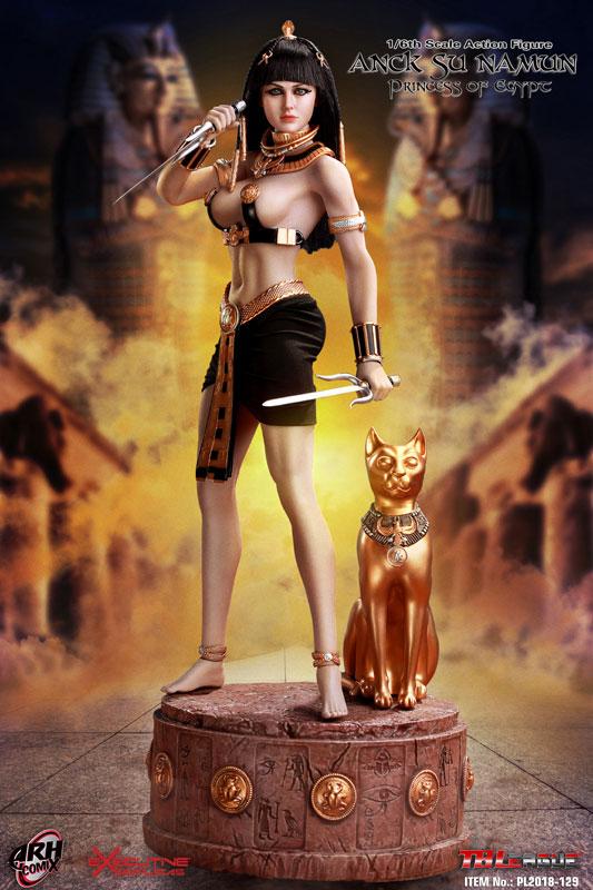 プリンセス・オブ・エジプト『アナクスナムン』1/6 可動フィギュア-005