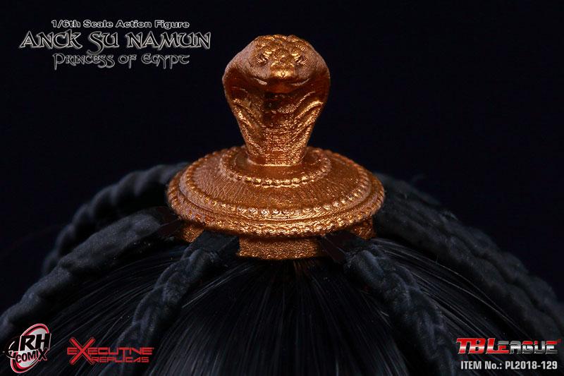 プリンセス・オブ・エジプト『アナクスナムン』1/6 可動フィギュア-015