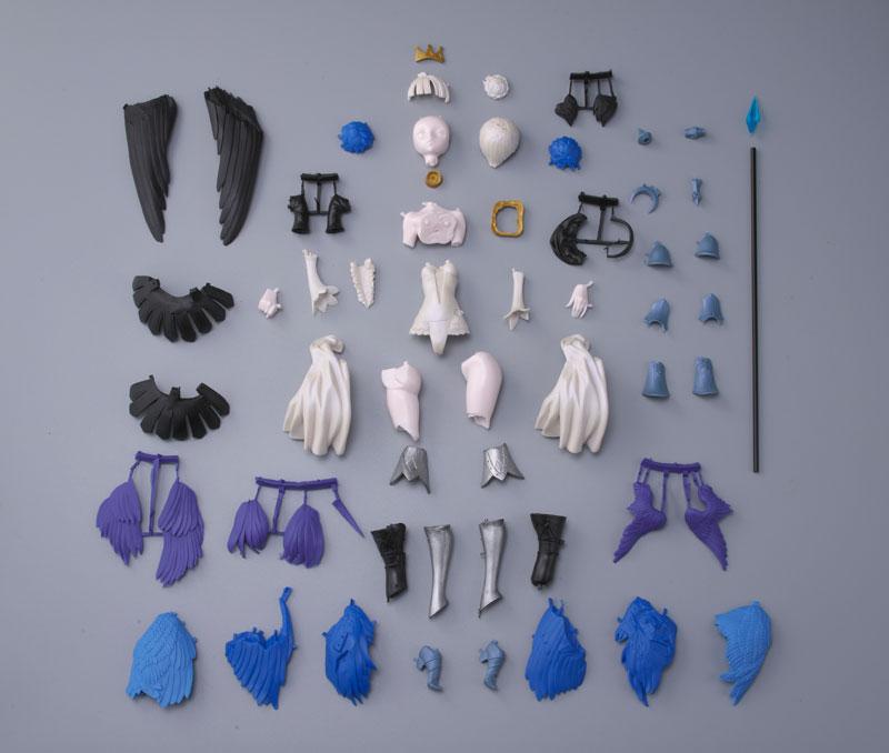 オーディンスフィア レイヴスラシル『グウェンドリン』1/8 カラーレジンキャスト製組み立てキット-030