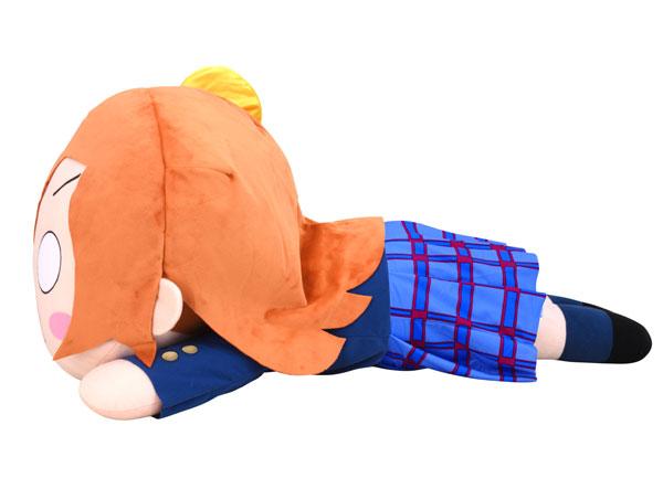 ラブライブ! 『高坂穂乃果』テラジャンボ寝そべりぬいぐるみ-001