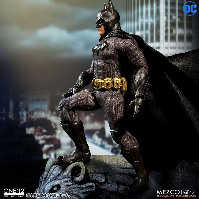 ワン12コレクティブ『DCコミックス|ソブリン・ナイト バットマン』1/12 アクションフィギュア-001