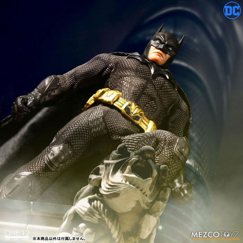 ワン12コレクティブ『DCコミックス|ソブリン・ナイト バットマン』1/12 アクションフィギュア-002