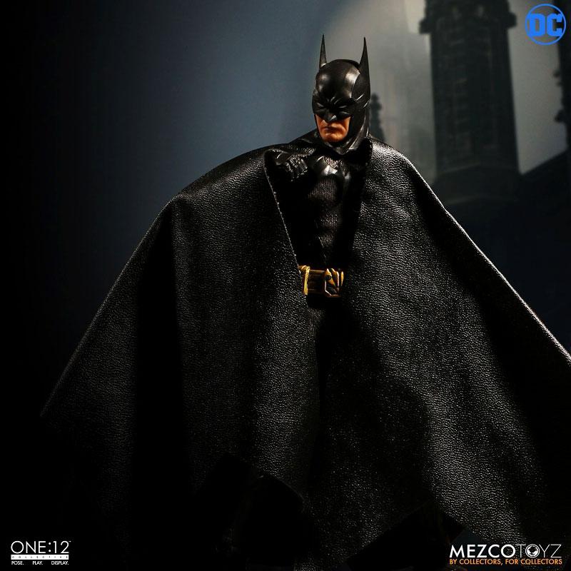 ワン12コレクティブ『DCコミックス|ソブリン・ナイト バットマン』1/12 アクションフィギュア-003