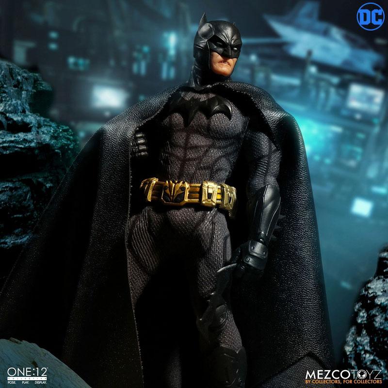 ワン12コレクティブ『DCコミックス|ソブリン・ナイト バットマン』1/12 アクションフィギュア-004