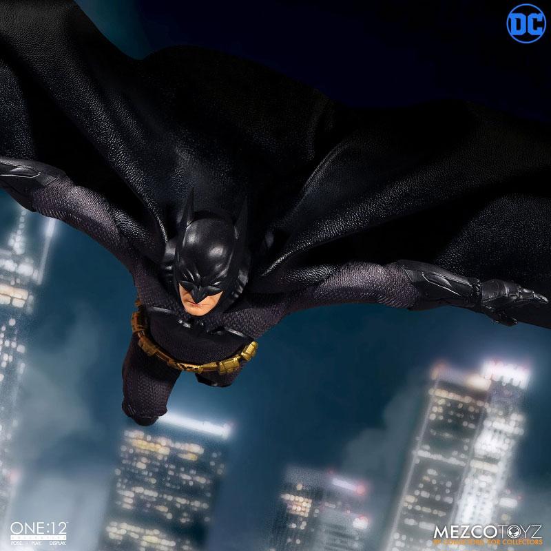 ワン12コレクティブ『DCコミックス|ソブリン・ナイト バットマン』1/12 アクションフィギュア-006
