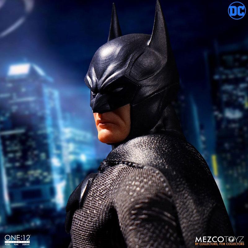 ワン12コレクティブ『DCコミックス|ソブリン・ナイト バットマン』1/12 アクションフィギュア-008