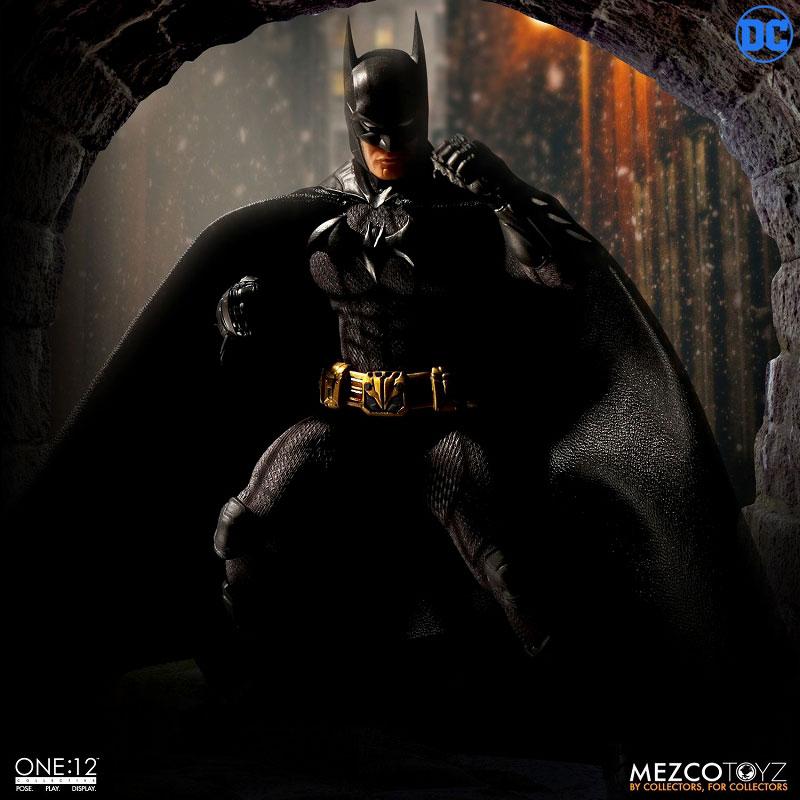ワン12コレクティブ『DCコミックス|ソブリン・ナイト バットマン』1/12 アクションフィギュア-009