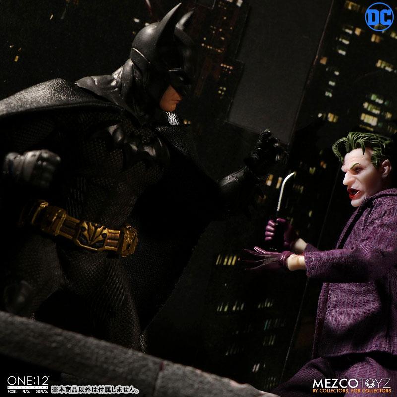 ワン12コレクティブ『DCコミックス|ソブリン・ナイト バットマン』1/12 アクションフィギュア-010