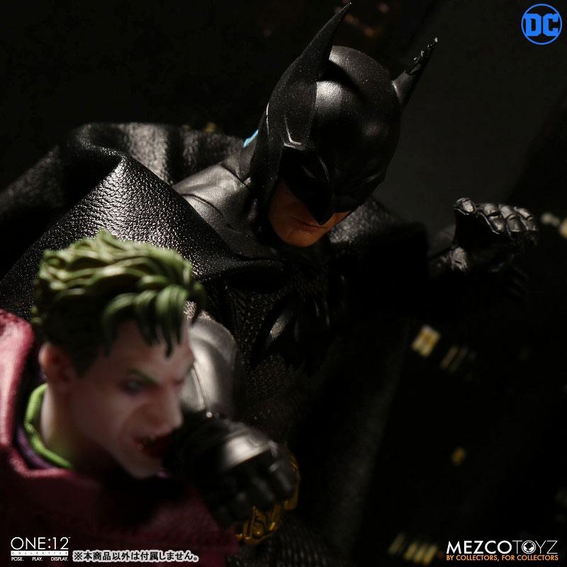 ワン12コレクティブ『DCコミックス|ソブリン・ナイト バットマン』1/12 アクションフィギュア-011