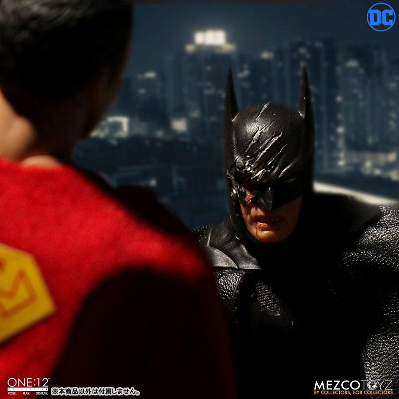ワン12コレクティブ『DCコミックス|ソブリン・ナイト バットマン』1/12 アクションフィギュア-012