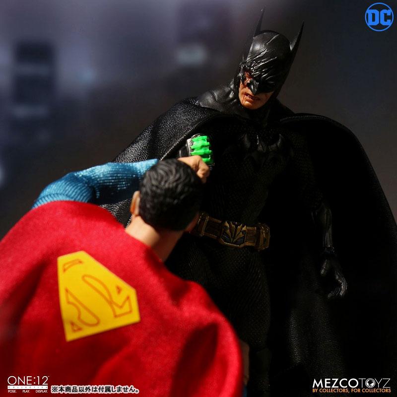ワン12コレクティブ『DCコミックス|ソブリン・ナイト バットマン』1/12 アクションフィギュア-013